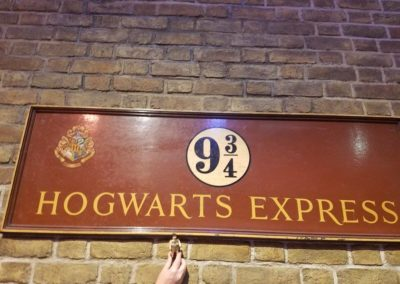 Jefe Hogwarts Expresss London