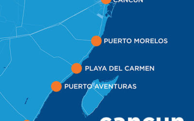 Differences between the riviera Maya and Cancun
